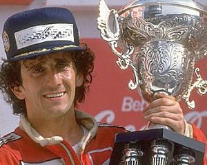 24 februarie 1955: se naste campionul francez de Formula 1, Alain Prost