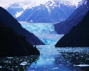 Alaska: o reducere ingrijoratoare pentru nivelul calotei de gheata