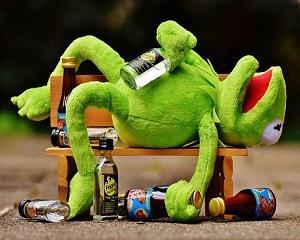 Alcoolul este bun, dar ingrasa !