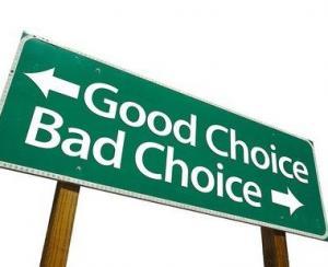 Alegeti pe cine credeti, alegeti in cine credeti...