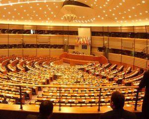 Europarlamentare: Pana la ora 13.00 si-au exprimat optiunea prin vot 12,54% din numarul alegatorilor