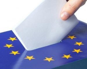 Europarlamentare: Pana la ora 10.00, au votat 4,61% dintre alegatori