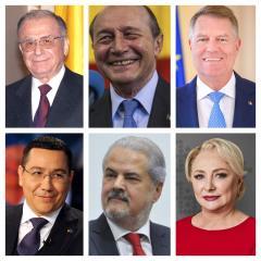 Perlele candidatilor la prezidentiale din ultimii 30 de ani: PSD e un partid atat de mare, incat au loc si cei care vor mici
