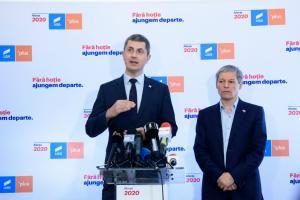 Noi tensiuni in alianta: Vlad Voiculescu, candidatul PLUS la PMB/ Nicusor Dan vrea sa fie el candidatul USR-PLUS