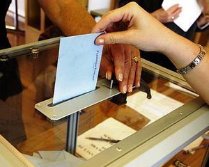 Alegeri 2014, rezultate partiale: Alianta PSD-UNPR-PC 37,4%, PNL 14,86%, PDL 12,23%, PMP 6,21%
