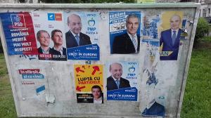 La 26 mai vom trimite, prin vot democratic, 33 de romani sa se imbogateasca la Bruxelles