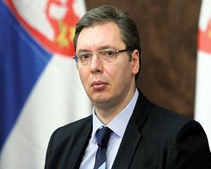 Conservatorul sarb Aleksandr Vucic a fost insarcinat cu formarea noului guvern