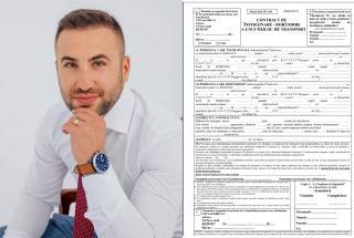 Alexandru Razvan, fondator Contract Auto, platforma online pentru generarea contractului de vanzare cumparare!