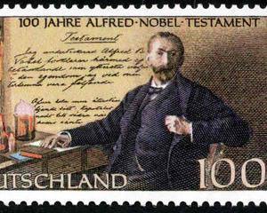 Publicul larg va putea vedea testamentul lui Alfred Nobel