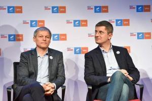 Alianta electorala sau politica? Tensiunile dintre USR si PLUS au amanat debutul campaniei de strangere de semnaturi pentru Dan Barna