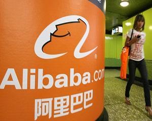 Chinezii de la Alibaba au intrat pe Wall Street