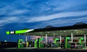 MOL Romania a deschis in Bucuresti prima statie de incarcare pentru masini electrice