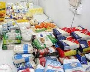 Primaria Sectorului 3 imparte alimente in cadrul programului PEAD 2013