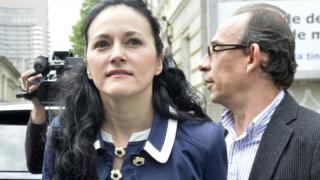 Alina Bica a fost prinsa de politisti in Italia. Fosta sefa DIICOT era urmarita international