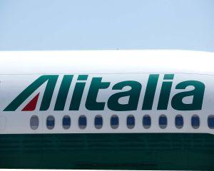 Alitalia apeleaza la banci pentru a se salva