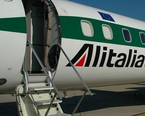 Alitalia risca sa intre in faliment