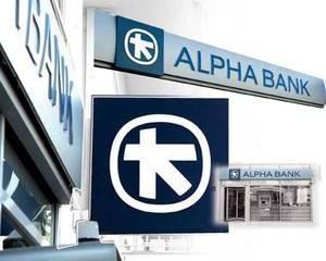 Verde pentru recapitalizarea Alpha Bank