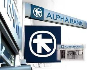 Alpha Bank a castigat cursa recapitalizarii