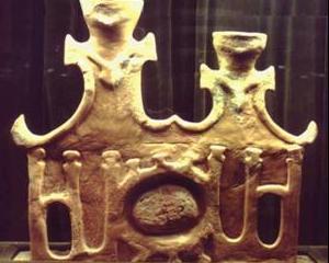 Altarul de la Trusesti, exponatul lunii martie la Muzeul National de Istorie a Romaniei