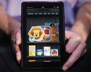 Tabletele Kindle Fire, vedetele de anul acesta