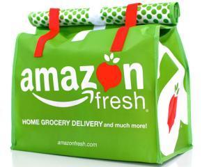Amazon intra pe piata alimentelor cu AmazonFresh. Atentie retaileri!
