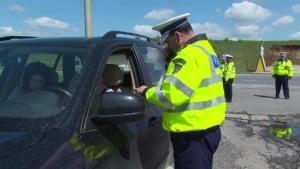 Minivacanta de 1 mai a debutat cu mii de amenzi in trafic