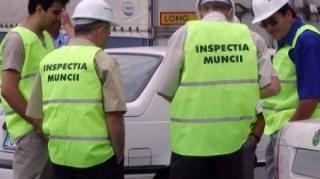 Inspectorii muncii au dat aplicat peste 3.000 de amenzi in ultima saptamana