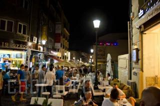 Amenzi de aproape 30.000 de lei pentru barurile, cluburile si terasele din Capitala, in prima noapte cu program de pandemie