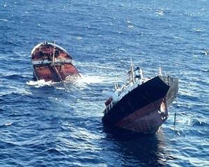 16 martie 1978: unul dintre cele mai mari tancuri petroliere din lume s-a scufundat langa coastele atlantice ale Frantei