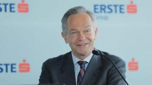 Erste a obtinut un profit net de 732 milioane de euro, in usoara scadere fata de anul trecut