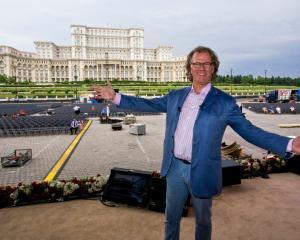 ANDRE RIEU inregistreaza un nou record: alte 5.000 de bilete au fost suplimentate