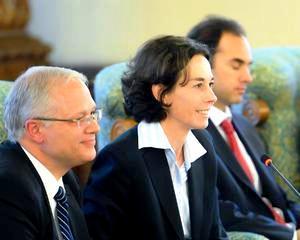 Traian Basescu: Romania este fragila, are nevoie de FMI