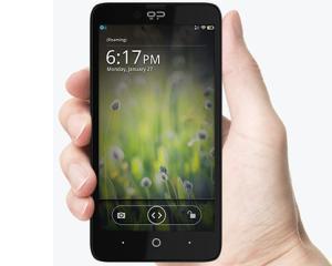 Geeksphone va vinde un smartphone cu doua sisteme de operare, Android si Firefox