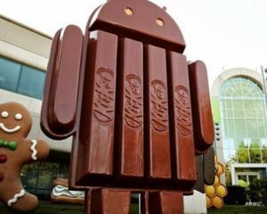 Android 4.4 KitKat ajunge pe Nexus 7 si 10
