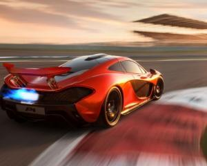 Supercar-ul McLaren MP4-12C va beneficia de un sistem infotainment cu Android