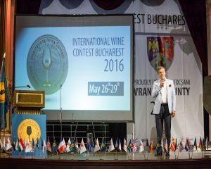 450 de medalii la International Wine Contest Bucharest 2016
