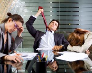 Sindromul Burnout sau arderea emotionala - un pericol pentru angajati