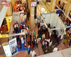 Vineri si sambata are loc cea mai mare editie Angajatori de TOP din ultimii 5 ani - Care sunt domeniile si orasele in care iti poti gasi un job?