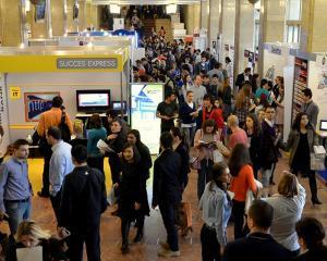 Vineri si sambata are loc targul de cariera Angajatori de TOP: 90 de companii participante, 15.000 de profesionisti si studenti, 3300 de pozitii deschise!