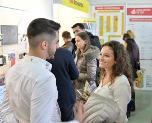 Planuri importante de recrutare si 3800 de vizitatori la cel mai mare targ de cariera din Banat
