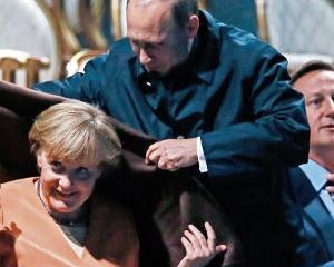 Merkel: Vrem sa avem legaturi mai stranse cu Rusia