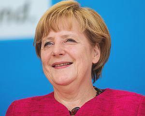 ANALIZA: Zona euro a iesit din recesiune. Doar Angela Merkel are insa motive sa zambeasca