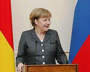 Angela Merkel - cea mai clara victorie a dreptei germane din ultimii 25 de ani