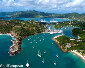 10 locuri unde sa fugi de iarna din Romania: Antigua si Barbuda