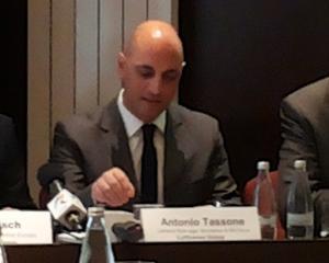"Antonio Tassone este noul ""pilot"" al operatiunilor Lufthansa Group in Romania si Moldova"