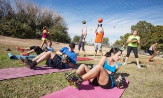 6 ponturi pentru antrenamentele de fitness in aer liber