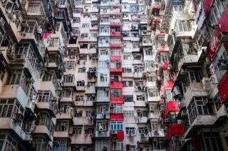 Viata intr-o cutie de chibrituri. In China se construiesc apartamente de dimensiunile a doua paturi matrimoniale