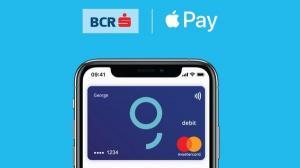 Apple Pay este disponibil si clientilor BCR