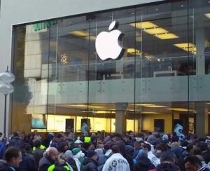 iPhone 6S si 6S Plus au batut precedente recorduri de vanzari in primul weekend