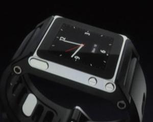 Apple va lansa luna viitoare un ceas inteligent